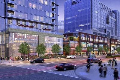 Ballston Quarter: Food Halls Coming to DC in Big Ways