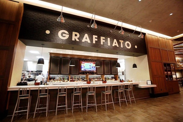 Graffiato location at Isabella Eatery: Food Halls Coming to DC in Big Ways