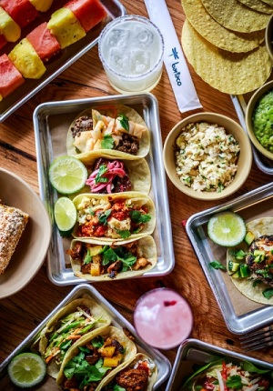 Bartaco's fresh, shareable tacos are a hit. Photo by Tom McGovern.