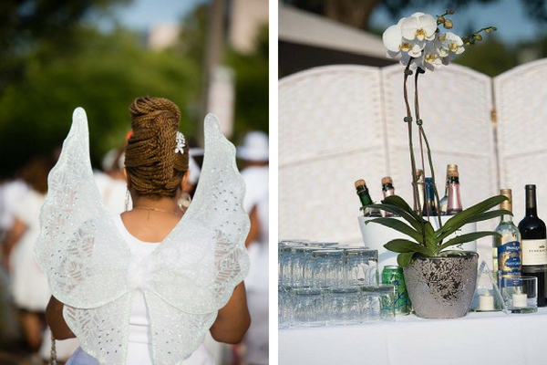 Diner en Blanc Washington DC: Swizzle Chill Magazine
