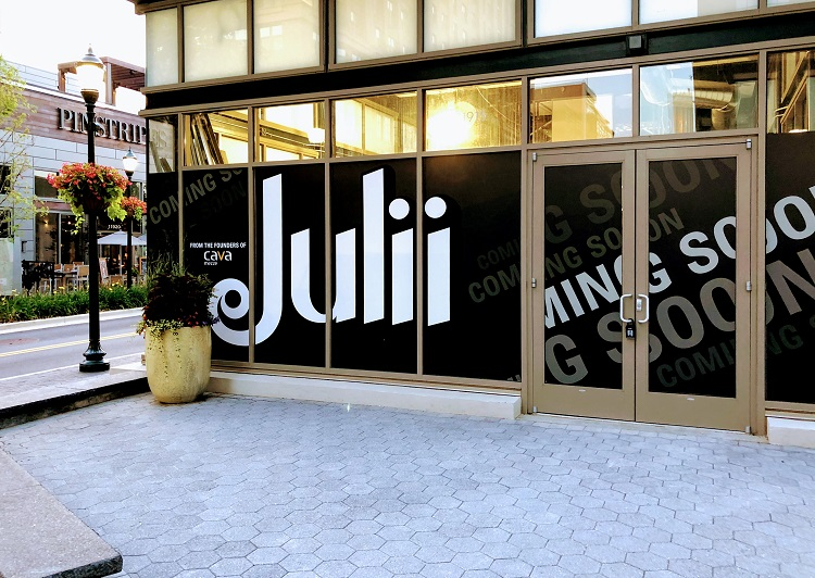 Julii at PIke and Rose to Open September: Swizzle Chill