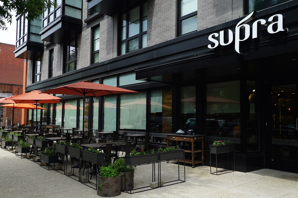 Supra Patio, Summer Menu: Swizzle Chill Magazine