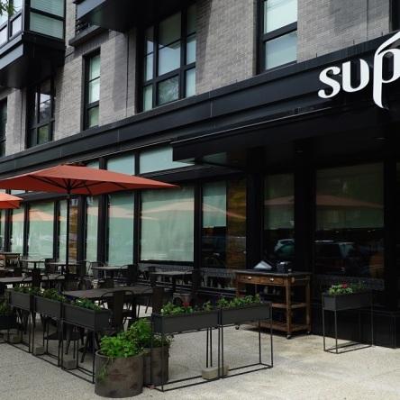 Supra Patio, Summer Menu: Swizzle Chill Magazine