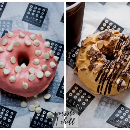 Astro Doughnuts August Flavors: Swizzle Chill Magazine