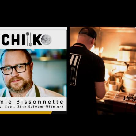 Chiko After Dark Series, Jamie Bissonnette: Swizzle Chill