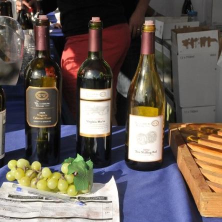 Virginia Wine Festival: Swizzle Chill