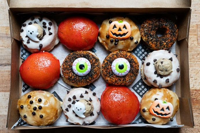 Astro Doughnuts, Gina Chersevani Offer Halloween Delights: Swizzle Chill TV