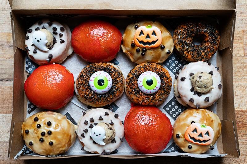 Astro Doughnuts, Gina Chersevani Offer Halloween Delights: Swizzle Chill TV