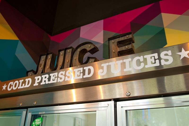 South Block Juice: Swizzle Chill