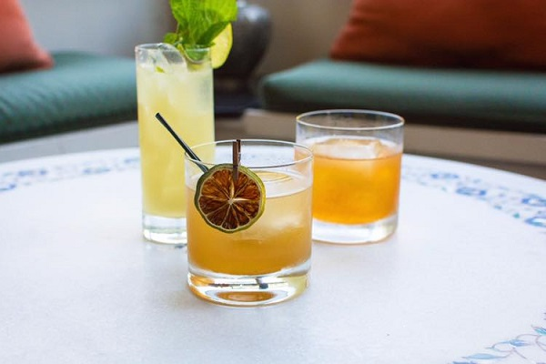 DC Cocktail Week 2018 Indique: Swizzle Chill