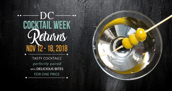 DC Cocktail Week RAMW: Swizzle Chill