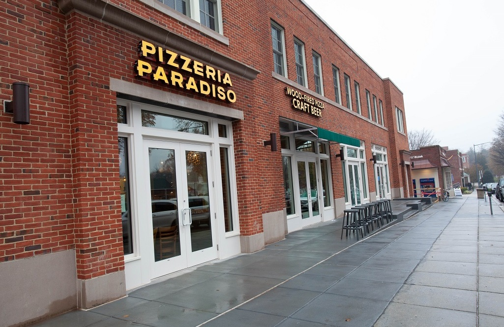 Pizzeria Paradiso opens a 5th restaurant in DC in Spring Valley