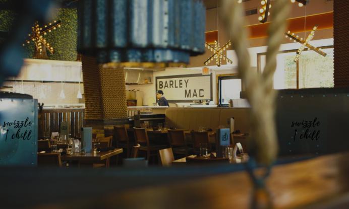Barley Mac has NYE2019 specials