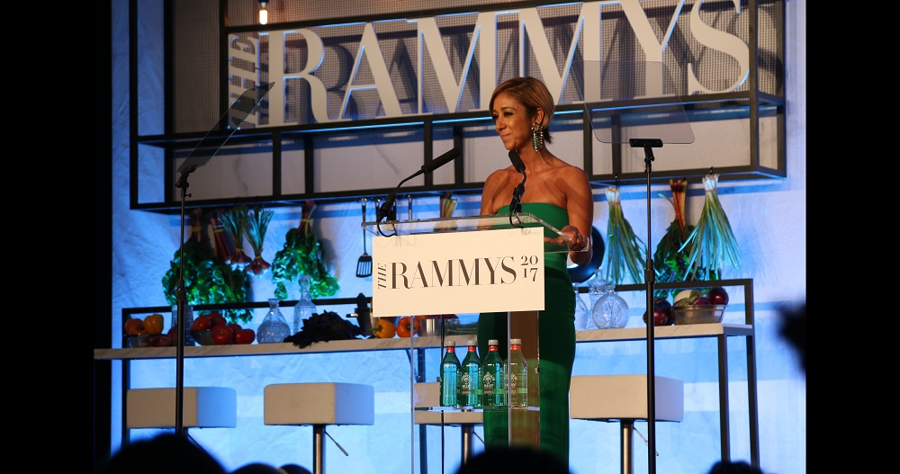 Kathy E. Hollinger at RAMMYS 2017.