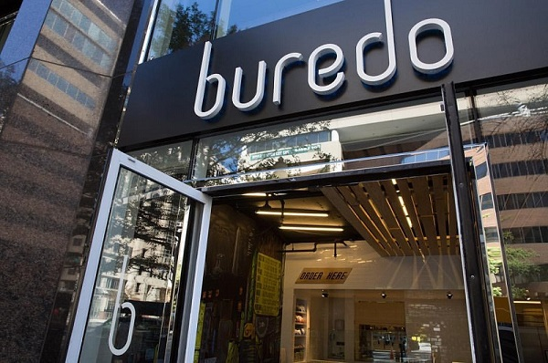 Buredo has closed all but one location in DC