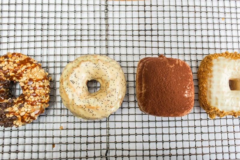 Astro Doughnuts is featuring Jnauary 2019 doughnuts