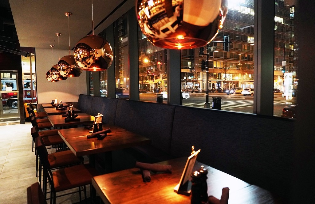 Circa Navy Yard opens at 99 M Street Navy Yard, DC