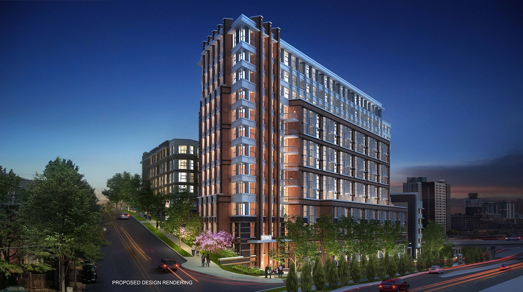 Gables eyes opening Gables Pointe 14 Arlington in spring