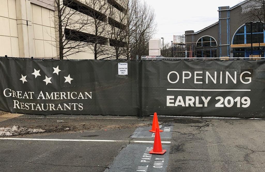 Great American Restaurants will open Patsy's American in Tysons, VA