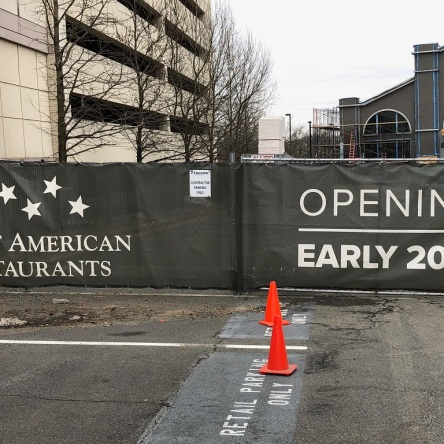 Great American Restaurants will open Patsy's American in Tysons, VA