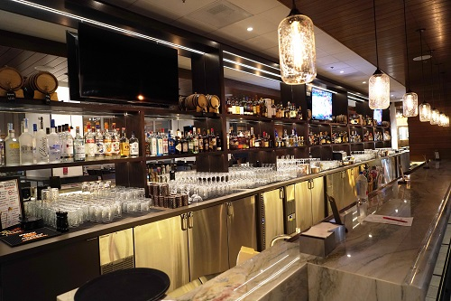 Circa at Navy Yard's bar is sue to be an after-work and weekend destination.