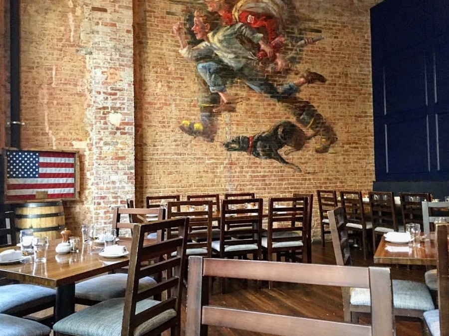 Long Shot Hospitality has sold Sixth Engine restaurant in Mt Vernon Triangle