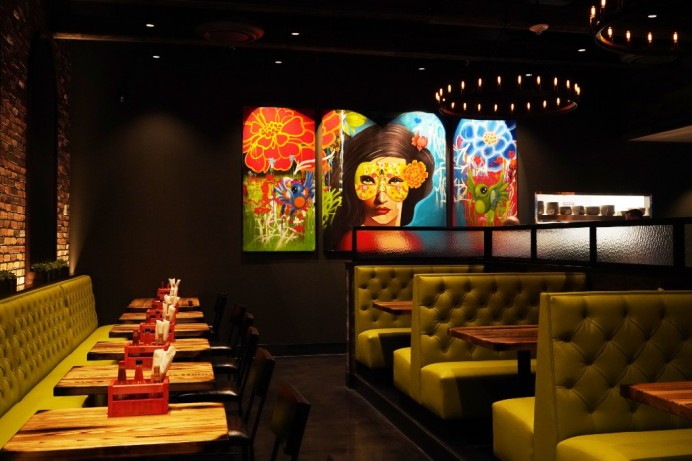 El Bebe at 99M in Navy Yard, Washington, DC opens February 26