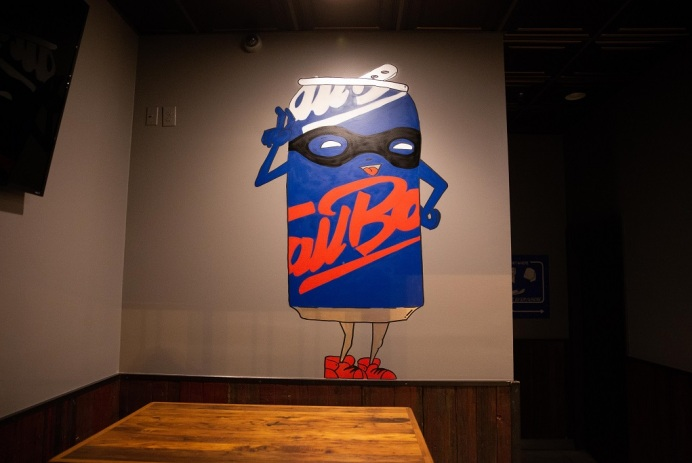 TallBoy grilled cheese and wings concept opens in the Shaw DC March 7