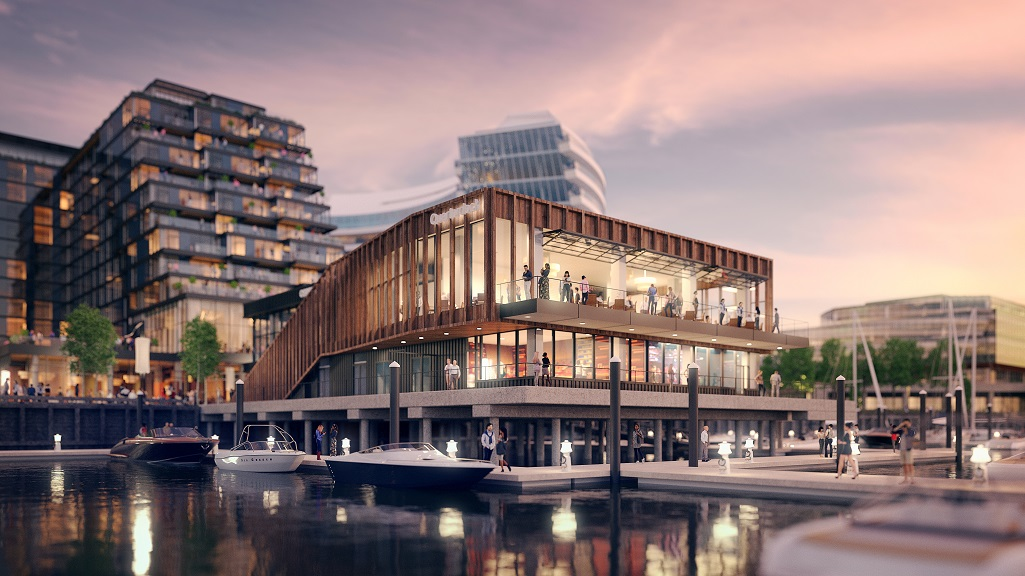 Wharf Phase Two readies groundbreaking