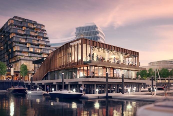 Wharf Phase Two readies groundbreaking