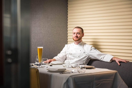 Russell Smith is a finalist for RAMMYS Chef of the Year Award.