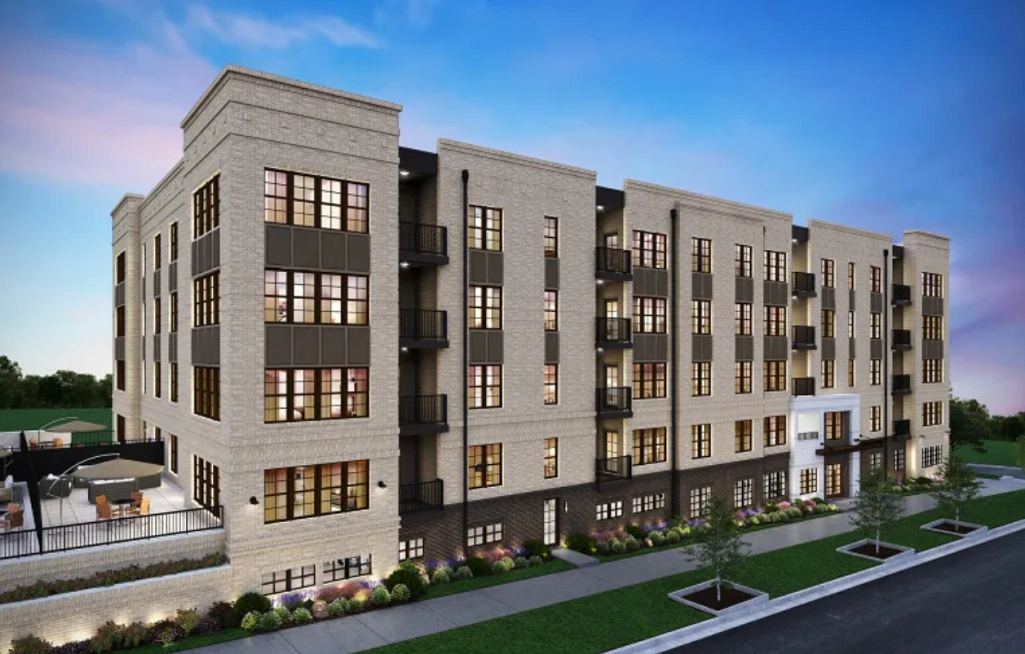 Pulte Homes to show and sell Flats at Crown in Gaithersburg