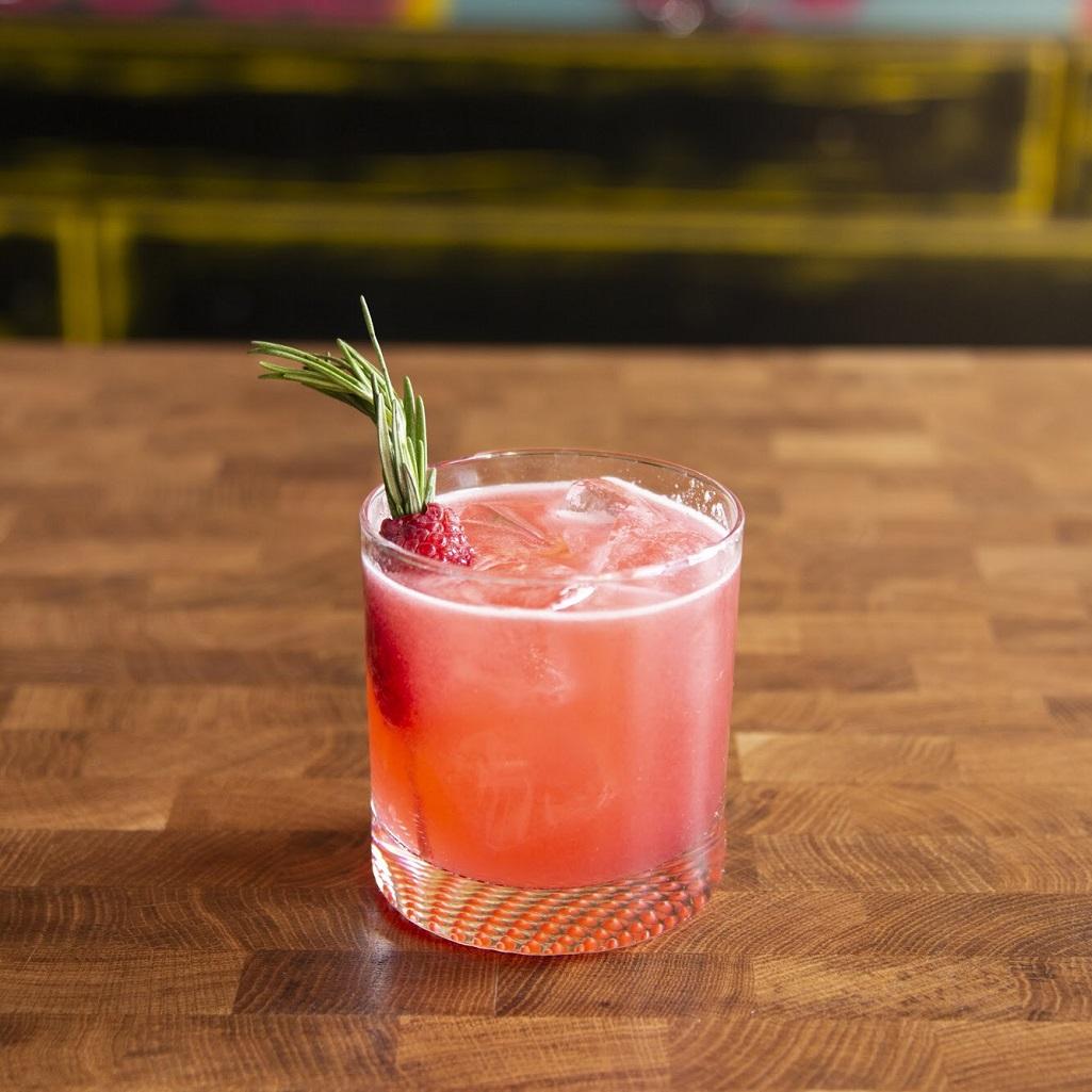 Toki Underground unveils new spring cocktails, I love you berry much