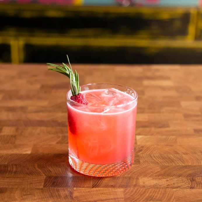 Toki Underground unveils new spring cocktails, I love you berry much