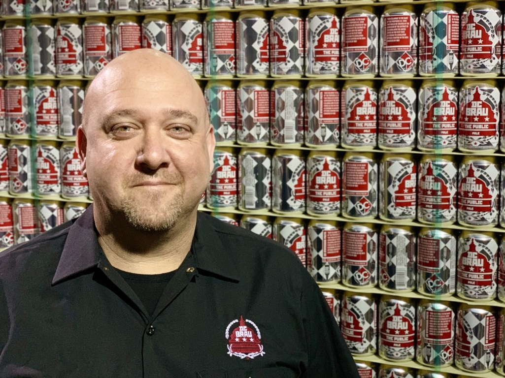 DC Brau taps Steve Carnes as head of sales, promotes Stephen Taylor