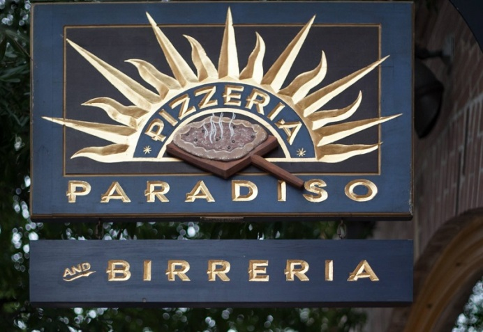 Pizzeria Paradiso Dupont Circle finalist for RAMMYS Beer Program of the Year