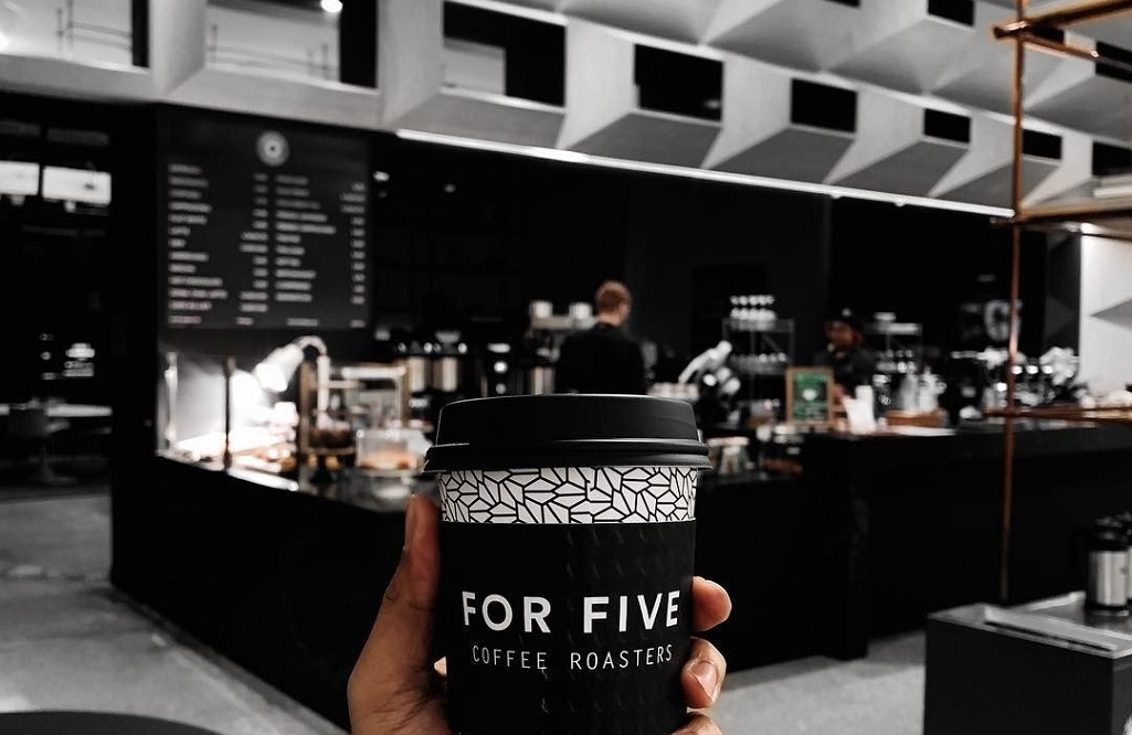 For Five Coffee opening in Washington DC region