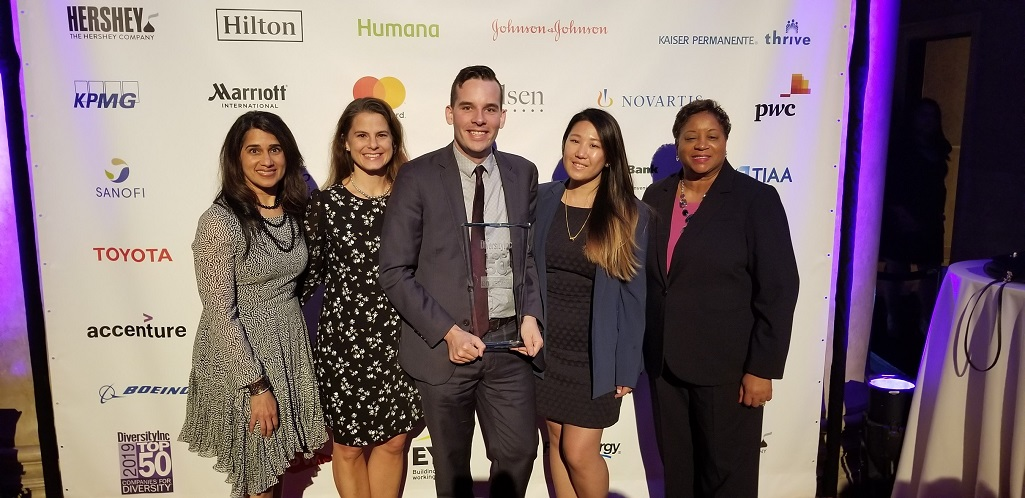 Marriott is a DiversityInc Top 50 Company of Diversity