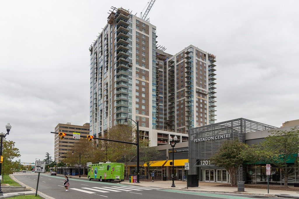 The Witmer luxury residences readies opening in advance of Amazon HQ2 Arlington