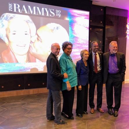 RAMW honors Virginia Ali at Duke Zeibert reception