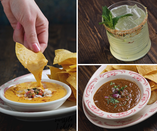 Él Bebe taco and tequila bar, offers various specials for Cinco de Mayo starting at 11 a.m. Get there early to snag a seat on the recently-opened 12-seat patio. Photo by Deb Lindsay.