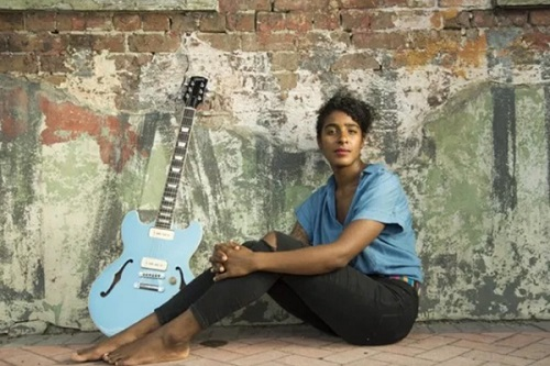 Leyla McCalla will perform at the 2019 Rosslyn Jazz Festival.