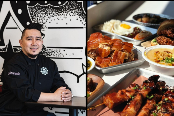 Rising Culinary Star Javier Fernandez is chef behind Lechon Belly from Cebu