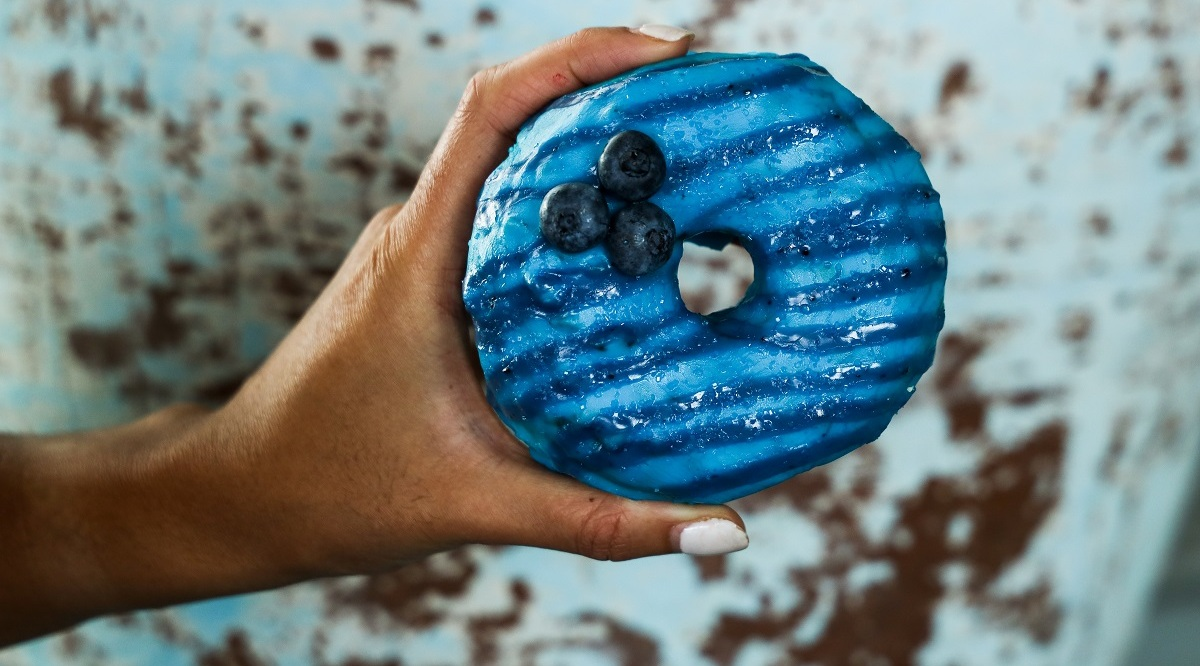 Astro Doughnuts launches August 2019 flavors, including Blueberry Cotton Candy