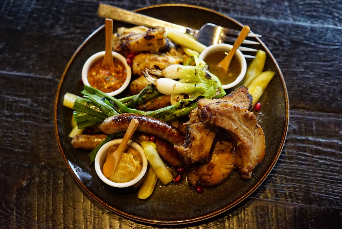 Supra DC announces new summer dishes, grilled menu