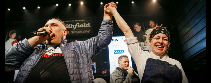 Capital Food Fight returns to DC November 2019