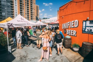 Denizens Brewing hosts 2019 Make It Funky Beer Festival in Silver Spring, Md.