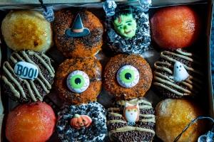 Astro Doughnuts rolls out October, Halloween 2019 treats