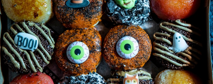 Astro Doughnuts rolls out October, Halloween 2019 treats