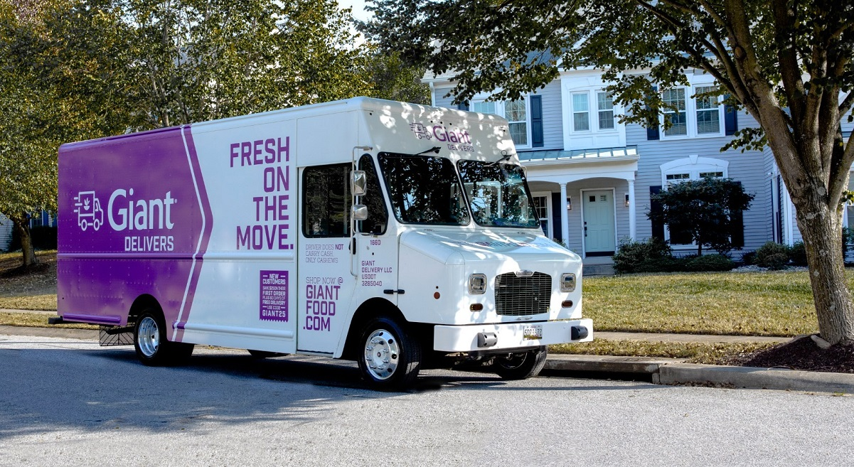 Giant Food rebrands grocery delivery as Giant Delivers, offers $99 Giant Delivers subscription